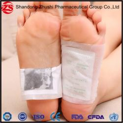 고품질은 물질 대사 정화 Detox 발 패치 세륨 FDA를 가속한다