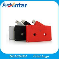 Ruban en plastique en forme OEM Stick USB