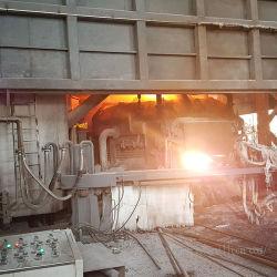El equipo de fundición de acero refinado Eaf horno de arco eléctrico