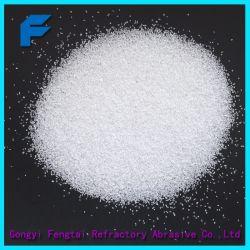 99% оксида алюминия оксид алюминия с предохранителем белого порошка для пескоструйной обработки