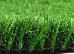 Verde 30mm del campo senza erba artificiale di sport/calcio dell'erba della sabbia per la strumentazione di ginnastica