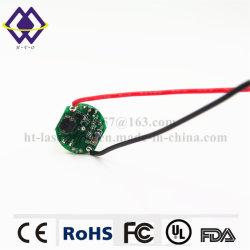 Customized pequenas 520nm 50MW ~ 500MW Módulo Laser verde com diodo