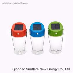 LED Recarregável Solar Portátil Camping Lâmpada da Luz de Sinalização