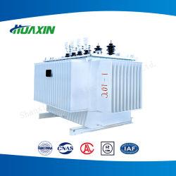 モデル S ( B ) 13 ( M )レベル 10kV 30kVA ~ 2500kVA 三相 2 巻巻無励磁低損失オイル浸漬プレーン コイル式コア電圧分配パワー変圧器