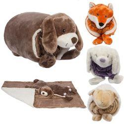 Cuscino peluche per animali imbottito cuscino per giocattoli cuscino per cani in pushion