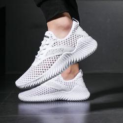 Мода спортивную обувь для мужчин, дышащий повседневный оптовой мужские кроссовки обувь, логотип мужчин ясно кроссовки повседневная обувь с плоским экраном