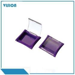 Kosmetische Puder-Kasten-Plastikverfassungs-leeres Verpacken der Augenschminke-Y141