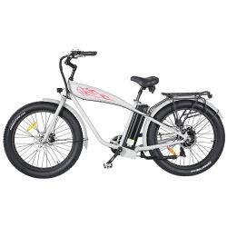 500W 48V fettes Gummireifen-Hummer-Gebirgselektrisches Fahrrad-niedriger Preis