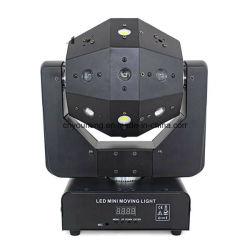 3in1 Laser+Strobe+ LED Stadiums-Licht des Träger-bewegliches Kopf-3in1 magische DJ-Disco-Kugel