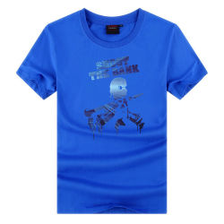 Fashsion 남자 t-셔츠 혼합 디자인 의복 피복 t-셔츠 주식 (WN-1)