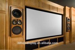 Full HD проектор с фиксируемой рамой экран для домашнего кинотеатра
