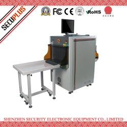 Uso hospitalario de la máquina de inspección de rayos X SPX5030C X-ray Scanner equipaje