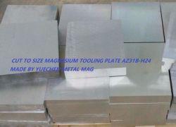 Am50 dalle en alliage de magnésium moulé Semi-Continuous suis60 Plaque en alliage de magnésium AZ80D'un alliage de magnésium AZ91D de la plaque Az CAST31 AM50 Suis60 Plaque d'outillage de magnésium AZ91