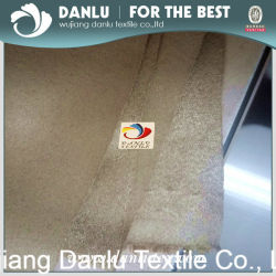 Pour le rembourrage de tissu en daim polyster/canapé/voiture