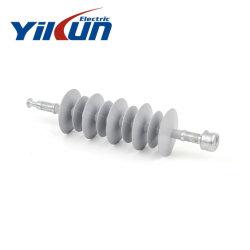 11kv-33kv 70knシリコーンハウジングが付いている合成ポリマー張力または中断または緊張の絶縁体