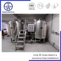 500L de Apparatuur van het Bierbrouwen voor Apparatuur van de Machine van het Bier van de Brouwerij Homebrew de Vergistende