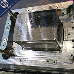 Panier de rangement en plastique de la chambre d'injection moule