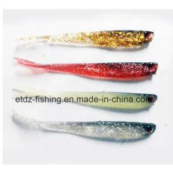 Richiamo morbido di Pencel dei ciprinidi di richiamo di pesca del calamaro del gambero di richiamo del PVC