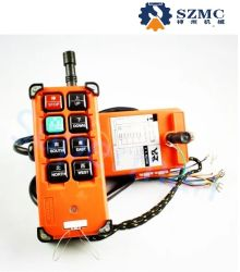 Palan électrique Ccane Grue mobile de haute qualité de contrôleur de commande à distance