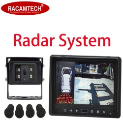 Het de digitale Ultrasone Sensoren van het Parkeren/Systeem van de Detector van de Radar voor Auto