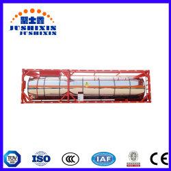 Contenitore liquido ampiamente usato del serbatoio di iso Csc del serbatoio dell'acciaio inossidabile da vendere