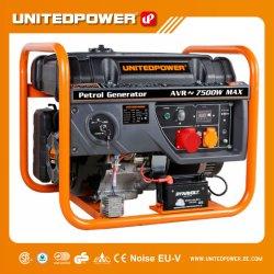 Der Wechselstrom-einphasig-Ausgabe-Typ-und Geschwindigkeits-3600/Rpm Benzin-Generator