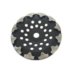 7 Polegada T Segmentos de forma concreta a roda da capa de moagem