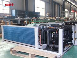 L'eau chiller emballés à l'air / Pompe à chaleur Boucle d'eau / eau Source de la pompe à chaleur
