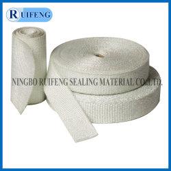 熱絶縁体のためのアルミニウムが付いている良質のTexurizedのガラス繊維テープ