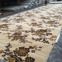 Impreso de nylon para uso comercial de alfombras para el cine
