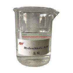 Usine d'acide chlorhydrique HCl 33 % 33 %