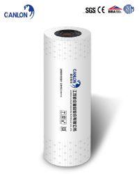 El PVC o Pre-Applied Cold-Applied membrana impermeable con forro polar Non-Woven