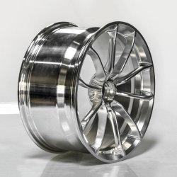 大きいガントリーCNCは自動車CNCの機械化の車輪を機械で造る