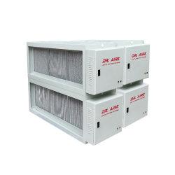 Кухня в коммерческих целях смазки фильтрации Esp электростатического разряда Precipitator воздухоочистителя