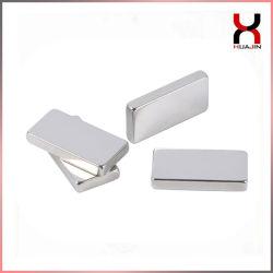 希土類強いNdFeBモーター磁石のブロックの形の長方形か立方体の磁石