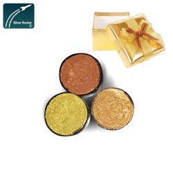 De gouden Doorbladerende Drukinkt van het Pigment van het Brons Metaal