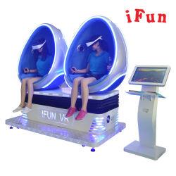 Ifun Parc Cinema 9D VR électronique oeuf cinéma moderne de la machine de jeu de réalité virtuelle Simulateur rv plate-forme dynamique cinéma électrique Parc de loisirs de l'équipement vr