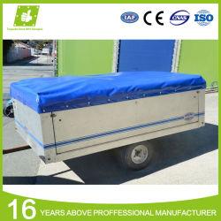 De waterdichte Met een laag bedekte Dekking van de Aanhangwagen van de Vrachtwagen van de Stof van de Polyester van pvc