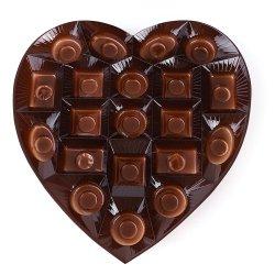 Alimentos para animais de embalagens de plástico da bandeja interna para o chocolate
