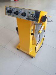 Revestimiento en polvo electrostático manual de la vibración de la máquina