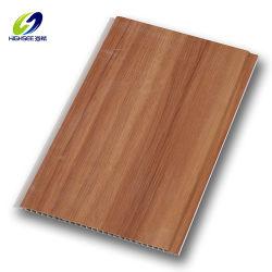 Scheda di timbratura calda laminata di parete del soffitto del PVC dei comitati dello strato di plastica di stampa