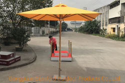 바를 위한 호텔 양산//직물/스테인리스 또는 옥외 또는 정원 또는 광고 방송