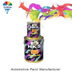 Venda por grosso de fábrica amostra grátis acrílico fabricante da tinta em spray pintura automotiva
