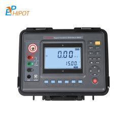 디지털 절연 저항 미터, 메가저항 미터, 고전압 절연 저항 테스터 Epr50c