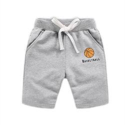 Sommer Kinder Shorts Jungen Baby elastische Hosen Solid Baumwolle Teenager Lockere Sportshorts Am Strand