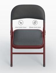 Moderne Hauptmöbel-Qualitäts-äußerer stapelnder speisender Stuhl
