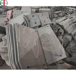 Cement Ball Mill Liner Plates Mijn Mill voeringen slijtageweerstand Voeringplaat