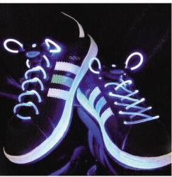 L'evento & il partito illuminano in su i merletti di pattino di nylon infiammanti del merletto LED del LED