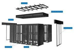 Profesional fabricante de la solución fría de aire del centro de datos modular de contención de pasillo
