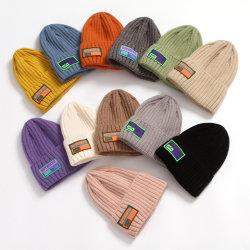 Unisex Blank Beanie Snowboard Winter Ski Knit Hat